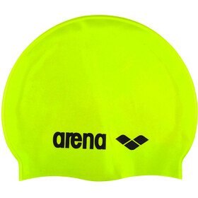 arena Classic Silicone Pet, acid lime-black